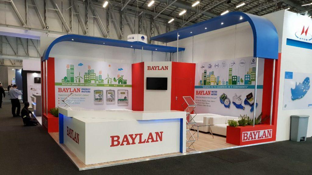 Baylan Exhibition Stand