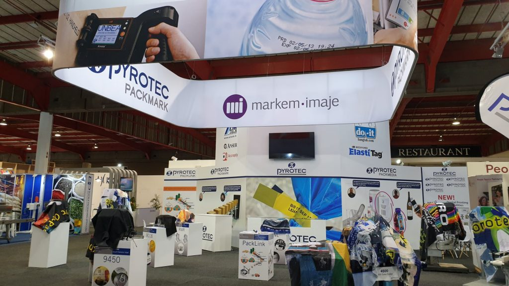 Pyrotec Exhibition Stand