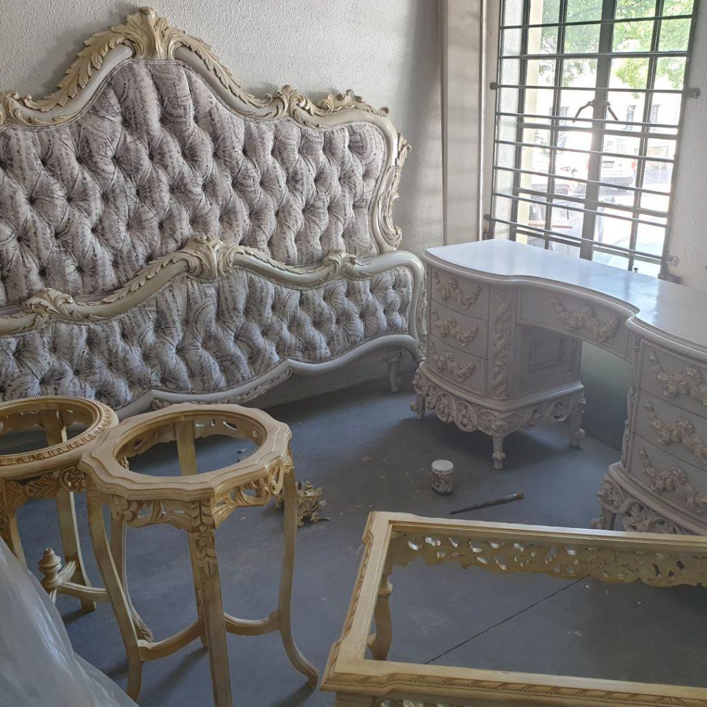 Custom Bed Suite