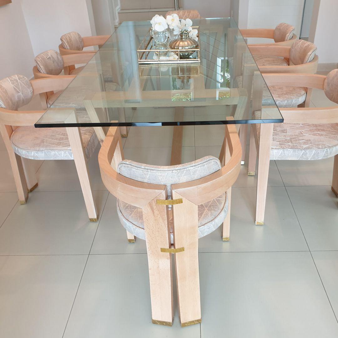 Custom Dining Room Suite