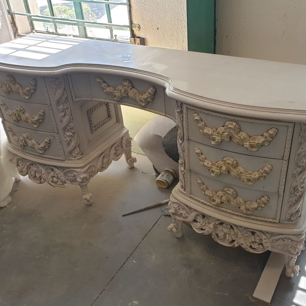 Custom Dressing Table